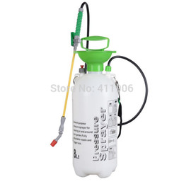 Wholesale 5L L Garden Pressure Sprayer Knapsack Weedkiller Chemical Fence Water Spray Bottle