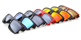 2016 Fashion Man Designer Sunglasses Outdoor MotoGP Sports Sun Glasses Square Shape Cycling Style Goggles For Men Women