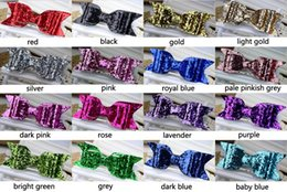 Kids Girl Infant Girl Sequin Bowknot Barrette Hair Clips Bow Hairpin Hot Sold Barrette Hair Clips