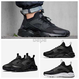 Wholesale 2016 New Air Huarache Ultra Running Shoes Huraches Breathe Trainers for men women Outdoors Shoes Huaraches Sneakers Hurache