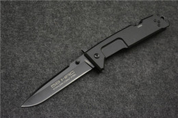 Wholesale EXTREMA RATIO Nemesis II The thin version C Blade HRC Handle the embalming process T6 aluminum camping gear knife