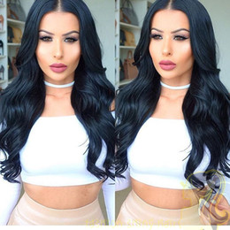 full lace human hair wigs for black women 7A grade lace front human hair wigs with baby hair