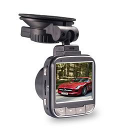 3.0 MP CMOS 2.0 inch mini car dvr , 4X digital zoom Seamless loop-cycle recording car record camera