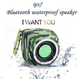 Portable speaker Waterproof Bluetooth Speakers Handsfree Super mini Wireless Shower speaker for iphone samsung huawei All mobile phones