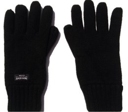 Wholesale 60 Wool Men USA M Insulation Lining Knit Five Fingers Gloves Winter Style Winter Sports Keep Warm Greatly