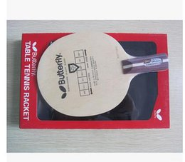 Wholesale Butterfly PRIMORAC Table Tennis Blades Ping Pong Paddle Bat Table Tennis Racket Long Handle