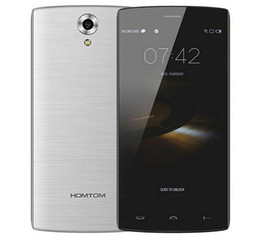 Wholesale China factory price HOMTOM HT7 PRO G smartphone android MTK6735 GB GB MP quad core mAh with film mobile phone