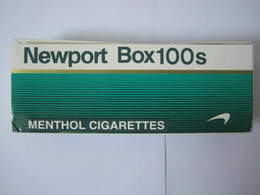 Wholesale MADE IN USA Fresh taste cigarette newport box s Cigarettes tobacco MENTHOL STAMP cartons TOP QUALITY