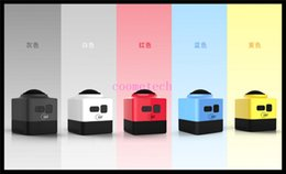 Wholesale CUBE Panorama sport Camera FPS video recording format panorama camera A HD wide angle fisheye lens video camcorder