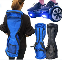 Wholesale New Portable Inches Hoverboard Backpack Shoulder Carrying Bag for Wheel Electric Self Balance Scooter Travel Knapsack