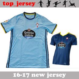 Wholesale New Celta Vigo Soccer jersey home away Best thai quality for Celta Vigo Soccer shirt football shirt