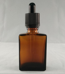 30 ml of e liquid glass dropping bottle e and pure juice bottle ecig bottle color glass clamp electronic cigarettes