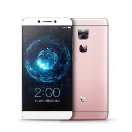 Wholesale LETV Le Pro X620 G FDD Smart Phone Inch IPS Screen G RAM G ROM Touch ID Deca Core Android M