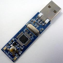 Wholesale AT90USB162 AVR USB Dongle Development Board Replace ATMEGA32U2 MCU Game DFU Flip