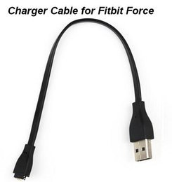 new arrival USB Charging Cable for Fitbit Force Wristband Power Charging no reset function
