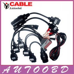 Wholesale Best selling CDP Parts Cars Cables set for tcs CDP pro plus Cars Cables for multi band auto car obd2 diagnostic tools