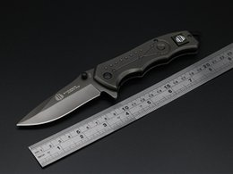 New Strider Knives Folder 5Cr13 Blade Tactical Knife High Performance Outdoor Tops Knife Pocket Tool with Hardness 58HRC