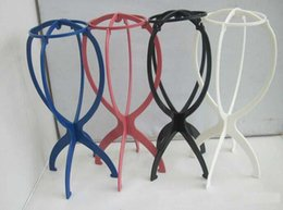 Wholesale New Stable Durable Wig Stand wis Holders High Quality Hair Wig Stand Holder for beauty salon use jm