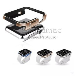 Wholesale Smartwatch X Doria mm Apple Watch Case Defense Edge Premium Aluminum and TPU Bumper Frame for iWatch mm With Retailpackage