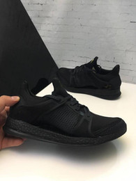Wholesale New Arrival Pure Boost x Running Shoes TNT Lightweight Athletic Women Men Sport Casual Shoes