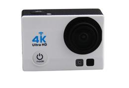 4k WiFi Action camera Upgrade Q3H 2.0 LCD 170D lens Helmet Cam underwater waterproof Sport camera yi camera style Multicolor