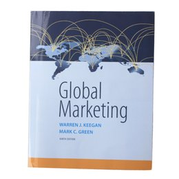 Wholesale 2016 Newest Global Marketing th Edition
