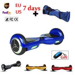Wholesale Hover Board UL C Battery MSDS Never Explode Speedway Self Balancing Electric Scooter Smart Balance Skateboard Adult Unicycle