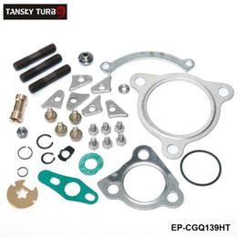 TANSKY - NEW TURBO KKK K03 Turbocharger Turbo Charger Complete Gasket And Bolt Repair  Rebuilt Kit EP-CGQ139HT