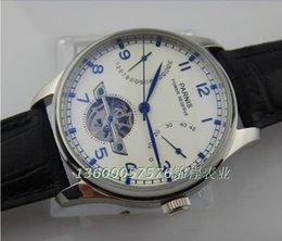 Wholesale movement fly back fashion calendar flywheel mechanical automatic watch men s watch