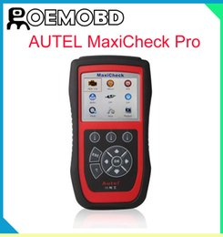 Wholesale Original Arrival Autel MaxiCheck Pro Scan Tool service for ABS SRS Oil Service EPB DPF individual specialized systems test