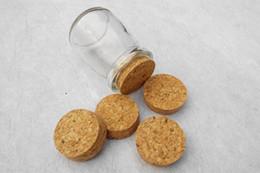 2017 verre bouchons de vin Livraison gratuite 43 * 39 * 13mm Verre à vin Pudding Bouteille Bouchons Thé Pot Corks doux verre bouchons de vin offres
