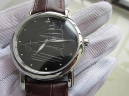 U-N U N 40mm men automatic 2824-2 watch high quality wristwatch sapphire crystal casual business watches