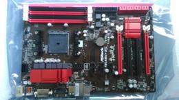 Wholesale PC computer motherboards for ASRock FM2A88X BTC licensed AMD A88X Socket FM2 Ethereum ETH miner DHL shipping