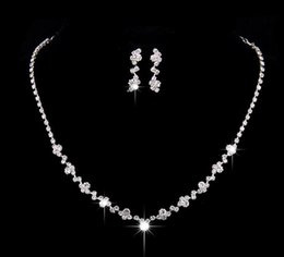 Wholesale The new Jane contracted classic fashion jewelry set The bride necklace temperament South Korea act the role ofing is tasted