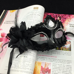 sexy eyeline woman masks black white mask venetian masquerade party mask halloween mask wedding supply mardi gras dance costume