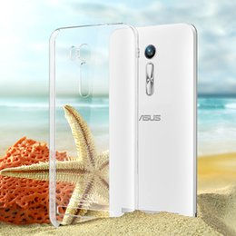 Wholesale 10 original IMAK Brand Clear Crystal shell II case For Asus Zenfone GO TV ZB551KL slim Transparent phone cover for ZB551KL