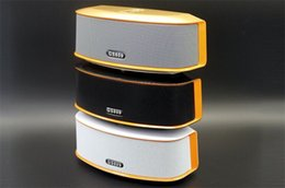 Wholesale GS Bluetooth Speaker Portable Wireless Speaker For Phones And PC Support Taking Pictures Bluetooth Speaker