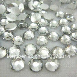 Wholesale S16 pack Flat back Acrylic Rhinestones Crystal Color Nail Art Rhinestones Rhinestones amp Decorations Cheap Rhinestones amp