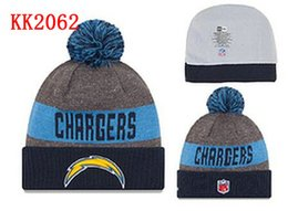 Wholesale 2016 San Diego Beanies Winter High Quality Beanie For Men Chargers beanie American Football Women Skull Caps Skullies Knit Cotton Hats