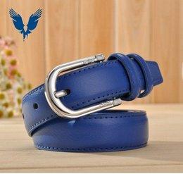 Wholesale Designer Belts for Woman Genuine Leather Fashion Authentic Ladies Waist Woman s Joker Pure Cowskin Metal Buckle Belt
