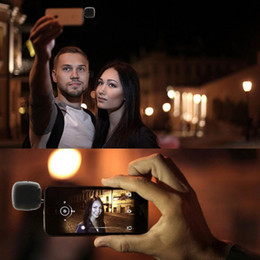Mini Portable Smart LED Camera Fill-in Flash Selfie Light For Cellphone Hot Worldwide