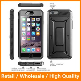 Wholesale Heavy Duty Stand Holder Case for iPhone6 s Plus sPlus Beatles Heavy Duty Armor Case Cover with Kickstand Hybird TPU PC