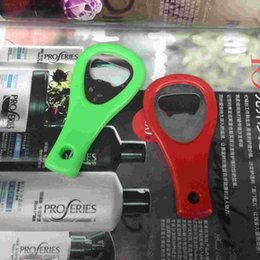 Wholesale bottle openers wine decanter decanter Stainless steel kitchen equipment factory creative practical plastic beer can print logo