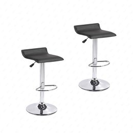 Wholesale of Black Swivel Seat Pub Bar Stools Dinning Kitchen Chair