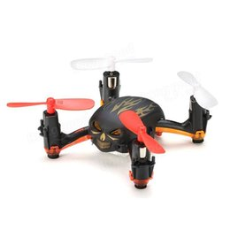 Wholesale GW008 Mini Skull G CH Axle Automatic Parallel System D Rolling RC Quadcopter Drone MODE2 RTF