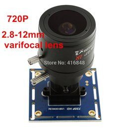 Wholesale 2 mm megapixel varifocal lens CMOS OV9712 MP X720 mini usb board camera for machinery equipment ATM