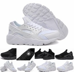 Wholesale Hot Sale Air Huarache Ultra Classical White And Black Huaraches Shoes Men Women Sneakers Running Shoes Size