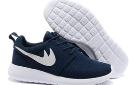Wholesale 2016 hot sale Brand shoes Roshe running shoes Mesh RUN sports sneakers breathable European and American Style Women and Men shoes