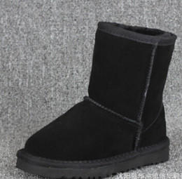 Wholesale so hot New Real Australia High quality Kids Boys girls children baby warm snow boots Teenage Students Snow Winter boots