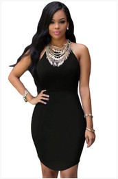 Promotion robes moulantes kardashian 2016 femmes été nouveau sexy rouge foncé bleu noir d'or noir des robes en cuir longueur de genou kim kardashian robe sans manches